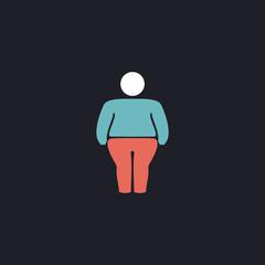 fatty computer symbol
