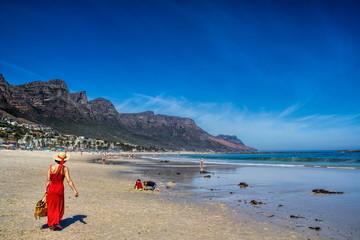 Kapstadt, Strandspaziergang