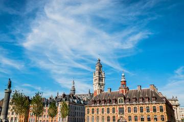 Immeubles du centre du vieux Lille