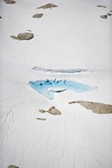 Small glacier pond