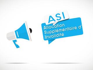 mégaphone : ASI