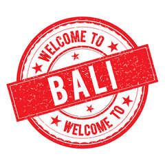 Welcome to BALI Stamp Sign Vector.