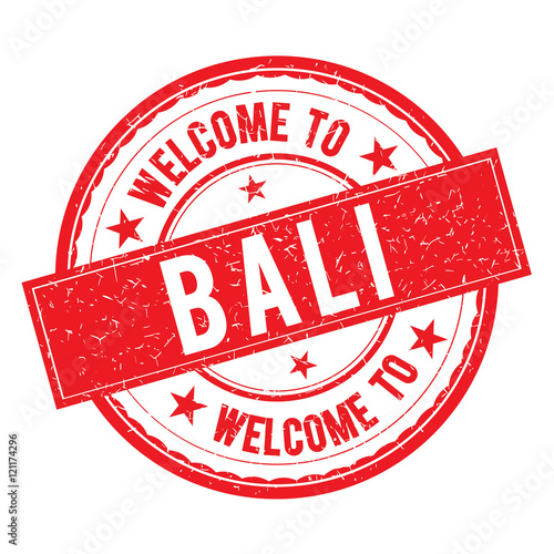 Welcome to bali stamp sign vector stock image and royalty free welcome to bali stamp sign vector altavistaventures Choice Image