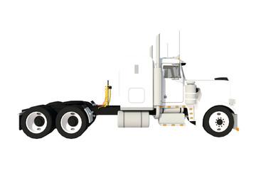 Camión 3D