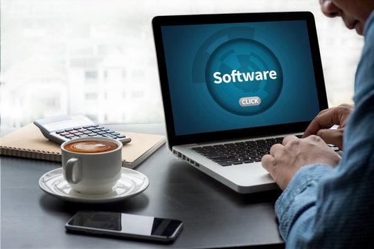 Software Data Digital Programs System Technology computer