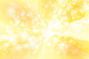 abstract light background yellow