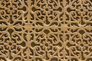 Segovia, Fassade mit Ornament