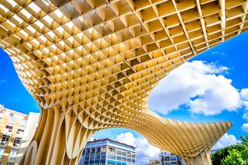 Seville, Spain, Andalusia - Metropol Parasol