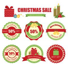 Set of christmas sale