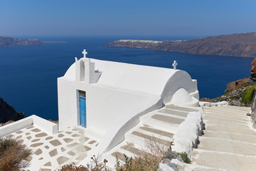 Church Agios Ioannis Katiforis in Imerovigli