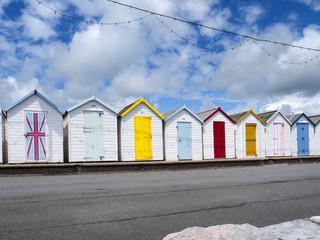 Beach huts UK