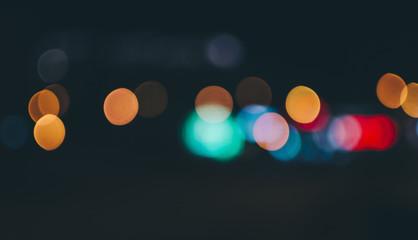 Night City Bokeh