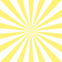 Sunray background set, 2d vector illustration, design elements, clipping mask