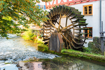 Old Mill in Ulm, Germany