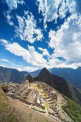 Macchu Picchu ancient town