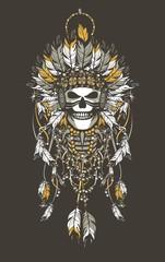 dead chief badge