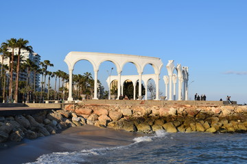 Strandpromenade Mersin