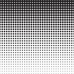 Dots Halftone Pattern