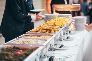 essen hochzeit buffet catering
