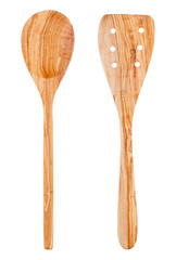 Cutlery olive wood