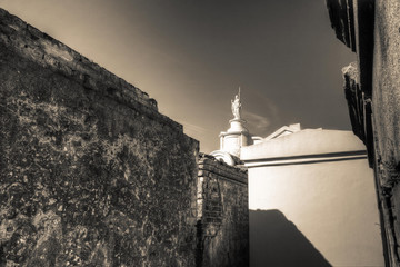 New Orleans Saint Louis Cemetery #1
