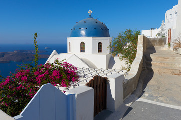 Church of Anastaseos , Imerovigli , Santorini