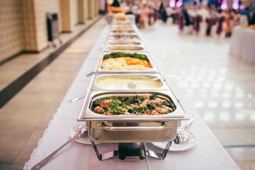 buffet hochzeit catering