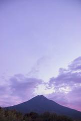 Volcano Agua Guatemala