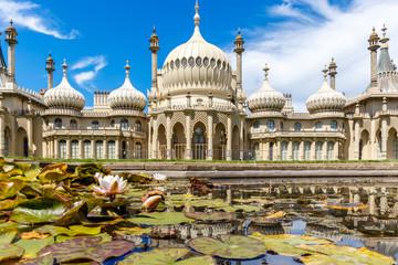 Brighton in summer, England