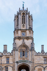 Oxford in spring, England