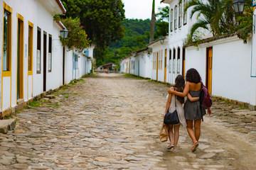Stroll together