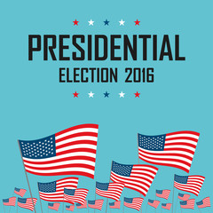 2016 USA presidential election campaign.