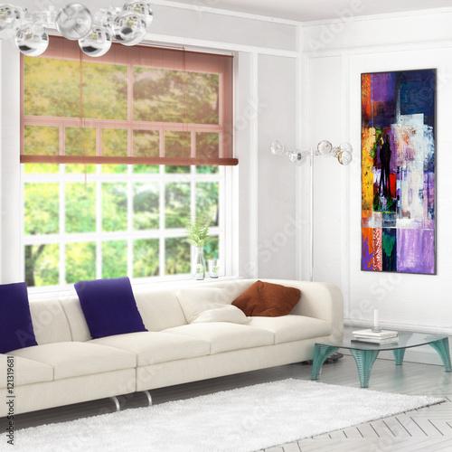 Konzept einer wohnzimmereinrichtung detail stockfotos for Wohnzimmereinrichtung 2016