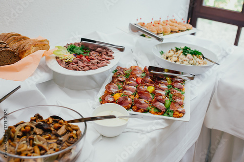 Catering Essen Hochzeit Stock Photo And Royalty Free Images On