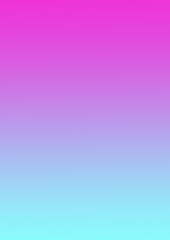 Gradient colorful vertical background