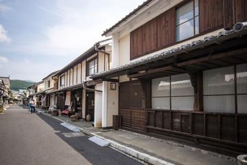 内子の街並み(愛媛県内子町)