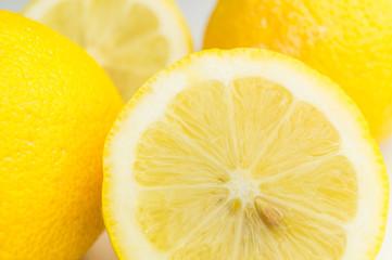 Fototapete - Zitronen