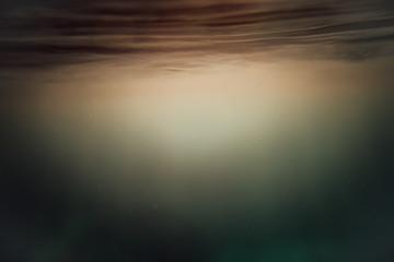 Underwater Abstract Ocean