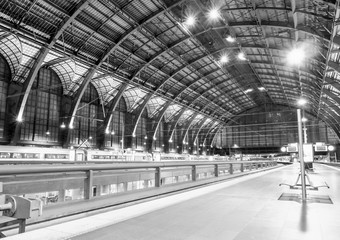 Photo sur Aluminium Bestsellers Antwerpen Central Station