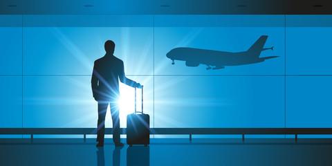 Aéroport - Voyage d'affaires
