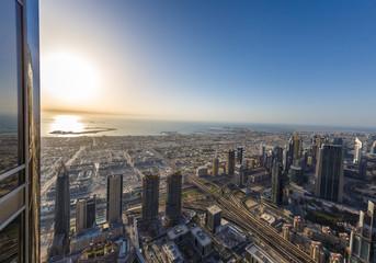 Dubai in summer