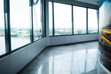 city view window