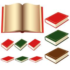 本のセット