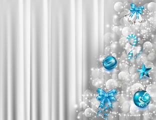 クリスマスツリー61