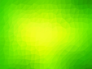 abstract geometric green color pattern