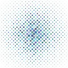 Light blue circle pattern background
