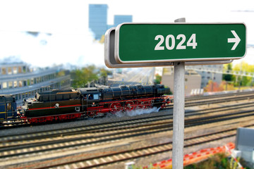 Schild 150 - 2024