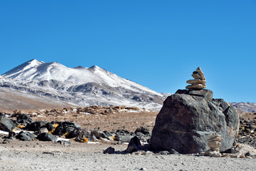 The Sairecabur volcanic group