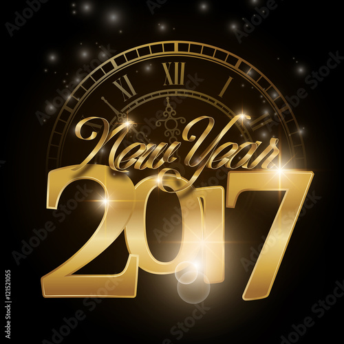 Happy new year 2017 greeting card vector illustrationwallpaperw happy new year 2017 greeting card vector illustrationwallpaperw year eve m4hsunfo