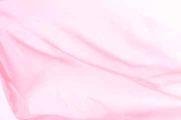 風で揺れる薄い布